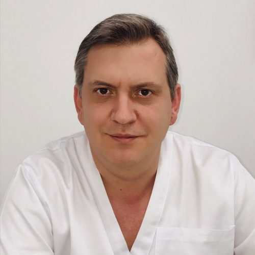 Conf. Univ. Dr. Dragoș Georgescu