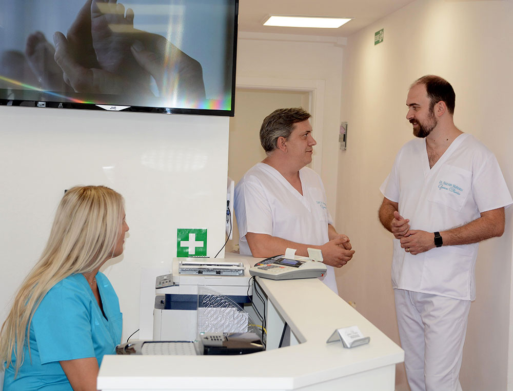 Recepție Gema Clinic