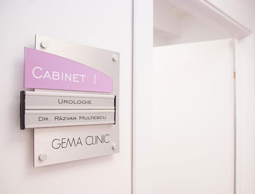 Cabinet urologie