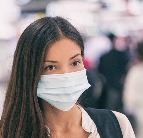 De ce trebuie să purtăm măști de protecție în public, în contextul pandemiei cu noul coronavirus SARS-CoV-2 (COVID-19)